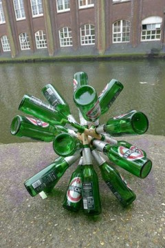 beer bottle mines